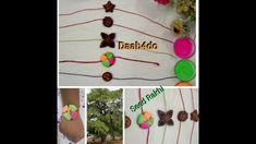 How to make eco friendly seed/plant/tree Rakhi Rakhi Making, Unicorn Head, Tree Seeds, Indian Festivals, Planting Seeds, Trees To Plant, Earthy, Eco Friendly, How To Memorize Things