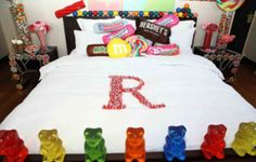 1000 images about candy themed bedrooms on pinterest for Candy themed bedroom ideas