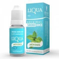 E-liquide LIQUA goût Menthol Arôme Italien Sucré, aigrelet ou épicé – les meilleurs arômes italiens satisferont goût de tout un chacun.