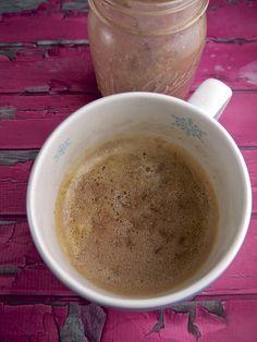 Paleo Almond Joy coffee creamer