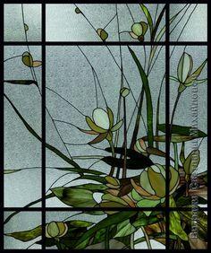 Витраж flora-024                                                                                                                                                      More