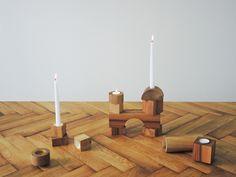 Diploma project//Forbidden Furniture//VSUP Prague//Candlestick game