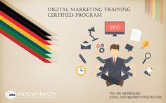 Digital Marketing Training Certified Program