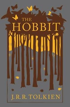 The Hobbit by J.R.R. Tolkien. It took me a while to read but it was pretty good. And now i can watch the movies!