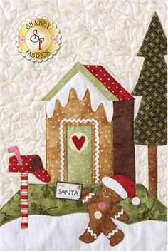 It may only be August buy I'm already thinking about Christmas.   I've been searching Pinterest for some ideas for quilt blocks.   There ar...