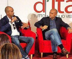 Stefano Bettarini confessione shock all'evento Panorama D'Italia presentato da Alfonso Signorini