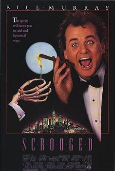 Scrooged #christmasfilms