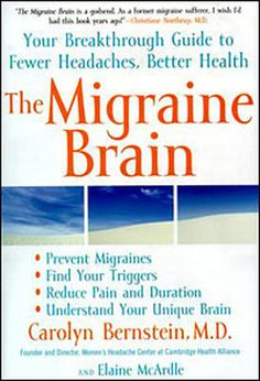 NPR interview with the author of The Migraine Brain