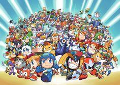 megaman | pepinilloguerrero 16 abril, 2012 Historia de los videojuegos