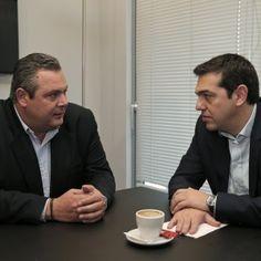Informazione Contro!: Grecia, accordo di governo tra Syriza e destra ant...