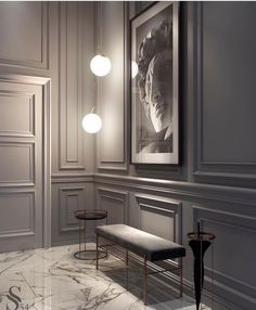 When Art Meets Design: Lumière Lighting Collection - The best luxury lighting fixtures in a selection curated by Boca do Lobo to inspire interior design - Interior Design Minimalist, Home Interior Design, Interior Architecture, Modern Classic Interior, Design Living Room, Living Room Decor, Luxury Home Decor, Luxury Homes, Gray Interior