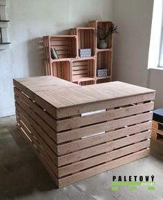 Wooden Furniture, Outdoor Furniture, Outdoor Decor, Pallet Projects, Pallet Ideas, Wooden Diy, Sweet Home, Storage, Inspiration