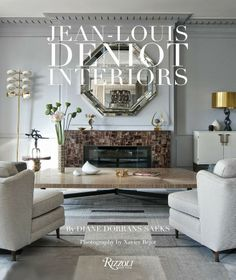 Jean-Louis Deniot Interiors will be released September 2014.