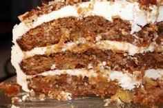 Southern Living carrot cake - Best carrot cake recipe ever!!