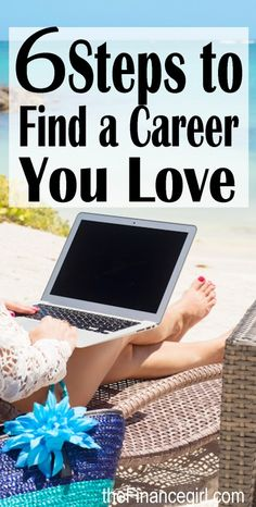 How to find love business If youre unhappy with your current job, try these 6 strategies to help you find a career that will make you happy. Find A Career, Choosing A Career, Job Career, Career Planning, Career Success, Career Change, Career Goals, Find A Job, Career Advice