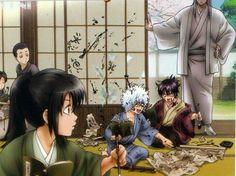 GINTAMA, Childhood of Katsura Kotarou, Sakata Gintoki & Takasugi Shinsuke