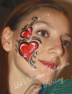 Girls Face Painting Vancouver Burnaby Surrey