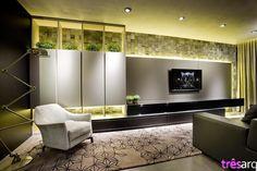 Três Arquitetura (@tresarquitetura)   #interiordesign #livingroom #luxury
