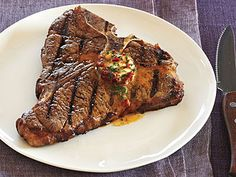 Curtis Stone's Grilled Steak