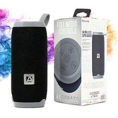 Aduro™ Resonate Portable Wireless Bluetooth Speaker Outdoor Bass USB TF AUX | eBay Bluetooth Headphones, In Ear Headphones, Garmin Etrex, Xbox One Pc, Jack Audio, Outdoor Speakers, Gaming Headset, Usb, Beats Solo