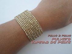 NM Bijoux - Pulseira Espinha de Peixe - YouTube