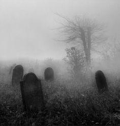 creepy tombstones