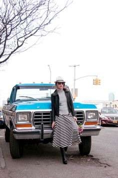 www.tyulka.com    #stripes #fedora #menswear #fashion  #accessories #skirt #vintage