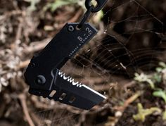 https://www.kickstarter.com/projects/bomber/b-2-nano-blade-worlds-smallest-tactical-pocket-kni Not many products come with a lifetime warranty... and definitely not products that are subjected to rough use. The Bomber B-2 Nano Blade is quite