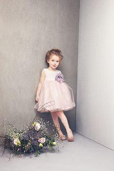 natalie dress in HeavenlyPink