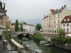 Eslovenia -  Liubliana
