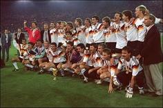 Aemania Campeon del Mundo 1990