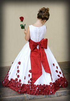 Vestidos menina para casamentos com mangas tafetá Pageant vestidos para meninas primeira comunhão vestidos