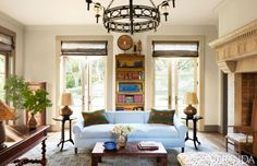 James Huniford design in Marin County, CA