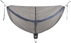 Rest peacefully in your hammock without the bother of bugs with this ENO Guardian bug net. Available at REI, Satisfaction Guaranteed. Hammock Bug Net, Eno Hammock, Suspension Straps, Shelter, Bugs, Hammock Online, Camping, Mosquitoes
