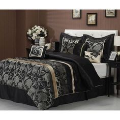 1000 Images About 1 Bedding On Pinterest Comforter Sets