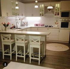 Esra lady's nostalgic breezes, the identity of the heartwarming house . - Mutfak - Home Sweet Home Kitchen Interior, Home Decor Kitchen, Beautiful Kitchens, Kitchen Design Small, Kitchen Remodel, Kitchen Decor, Country Kitchen, Home Kitchens, Kitchen Design