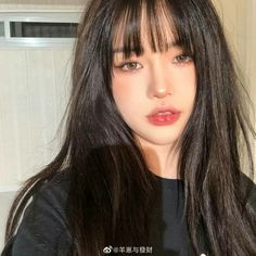 Pelo Ulzzang, Ulzzang Korean Girl, Pretty Korean Girls, Cute Korean Girl, Cute Asian Girls, Uzzlang Girl, Girl Face, Korean Beauty Girls, Asian Beauty
