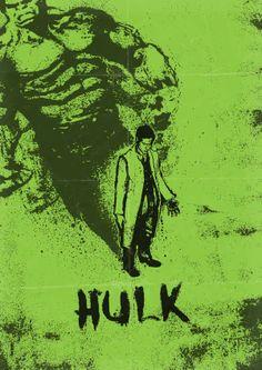Beautiful Hulk Poster Art and More by Daniel Norris - News - GeekTyrant Marvel Comics, Hq Marvel, Marvel Heroes, Hulk Poster, Superhero Poster, Comic Books Art, Comic Art, Iron Man Poster, Images Star Wars