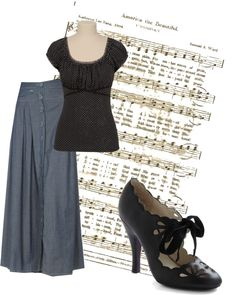 """Untitled #8"" by thecountryhandmaiden on Polyvore"