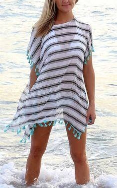 Perfect in Pom Pom | Cover Ups! | Jane