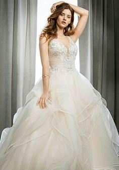 Tulle Wedding Gown Cinderella Bridal Gowns 2017 Kenneth