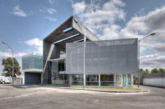 Global Marketing Corporation – D4 Arquitectos (Salamanca, Guanajuato, México) #architecture