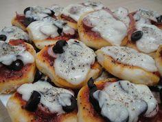 Maryam's Culinary Wonders: 9. Mini Pizza