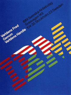 IBM Swedish Report - Paul Rand