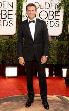 2014 Golden Globes - Red Carpet - Bradley Cooper