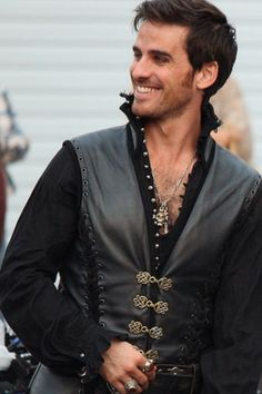 I just can't. He's too much. #ouat