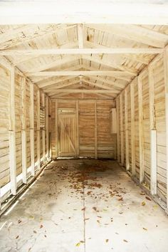 How To Convert A Storage Shed To A Guesthouse