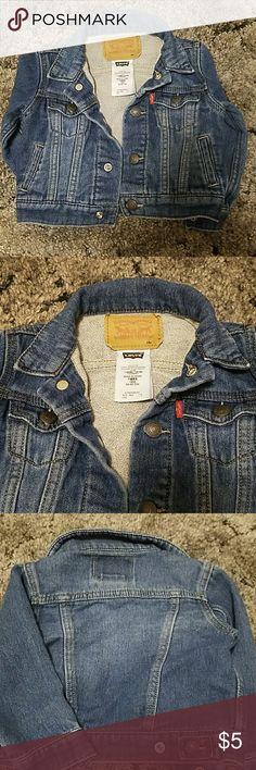 Girls jacket Cute demin girls jacket Levi's Jackets & Coats Jean Jackets