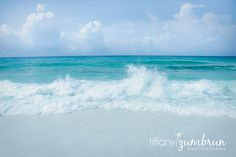 The beach in Destin, Florida. We went there in early June. You can definitely expect a few more of these!