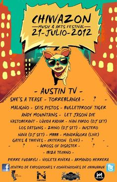 Gira México 2012 Art Festival, Ibiza, Tv, Television Set, Ibiza Town, Television